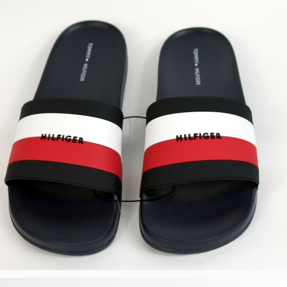 a493cd9336b5 Tommy Hilfiger Sneaker Slide Related Keywords   Suggestions - Tommy ...